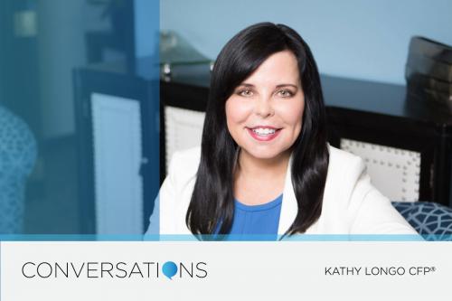 Listen to Kathy Longo on CONVERSATIONS Podcast broadcast by KISW Rock 99.9 FM