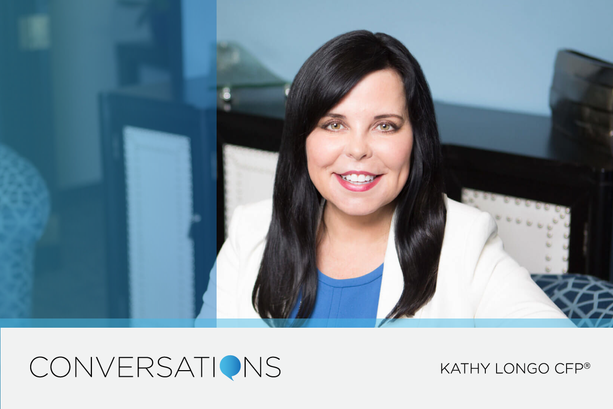 Listen to Kathy Longo on CONVERSATIONS Podcast broadcast by KISW Rock 99.9 FM