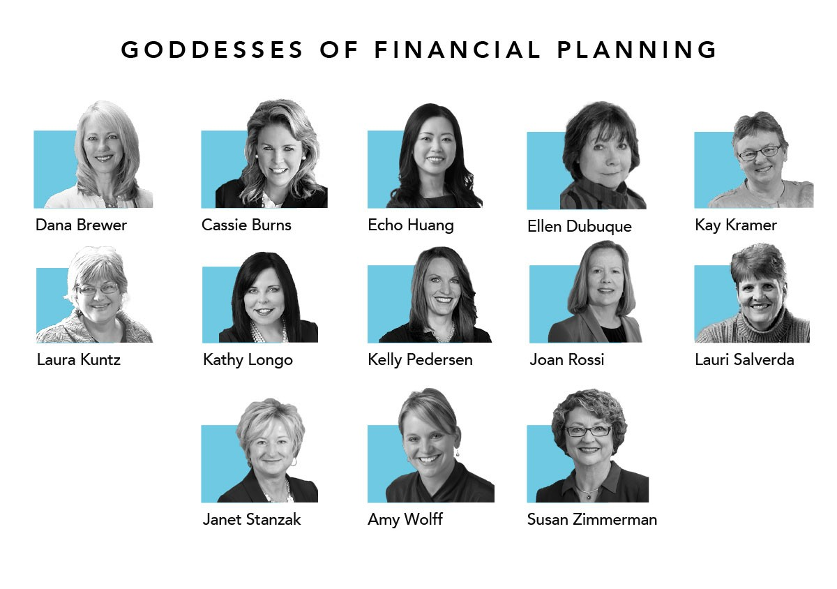 Kathy Longo Among Group of Female Financial Planners to Ring in 25th Anniversary With $25,000 Donation