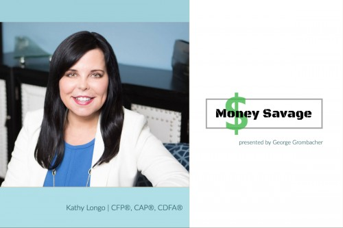 Kathy Longo Featured on the Money Savage Podcast