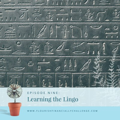 Episode 9: Learning the Lingo