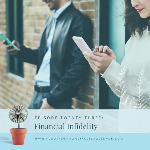 Episode 23: Financial Infidelity