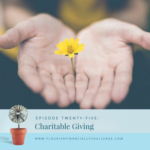 Episode 25: Charitable Giving