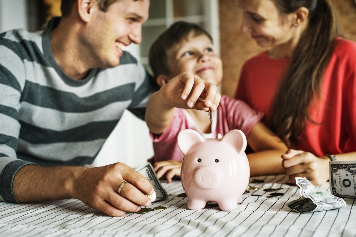 Five Tips for Raising Financially Empowered Children
