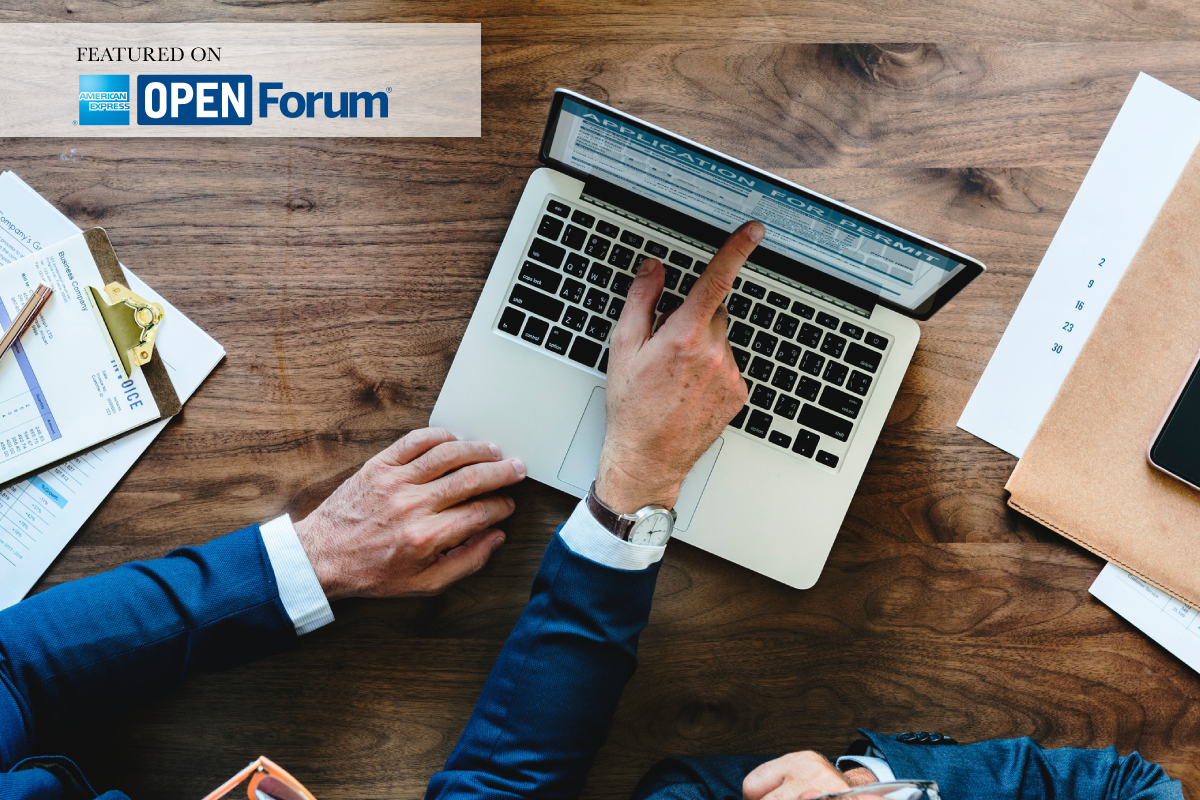 Kathy Longo featured on American Express Open Forum | Expert Tips To Help Keep Your Business On Track